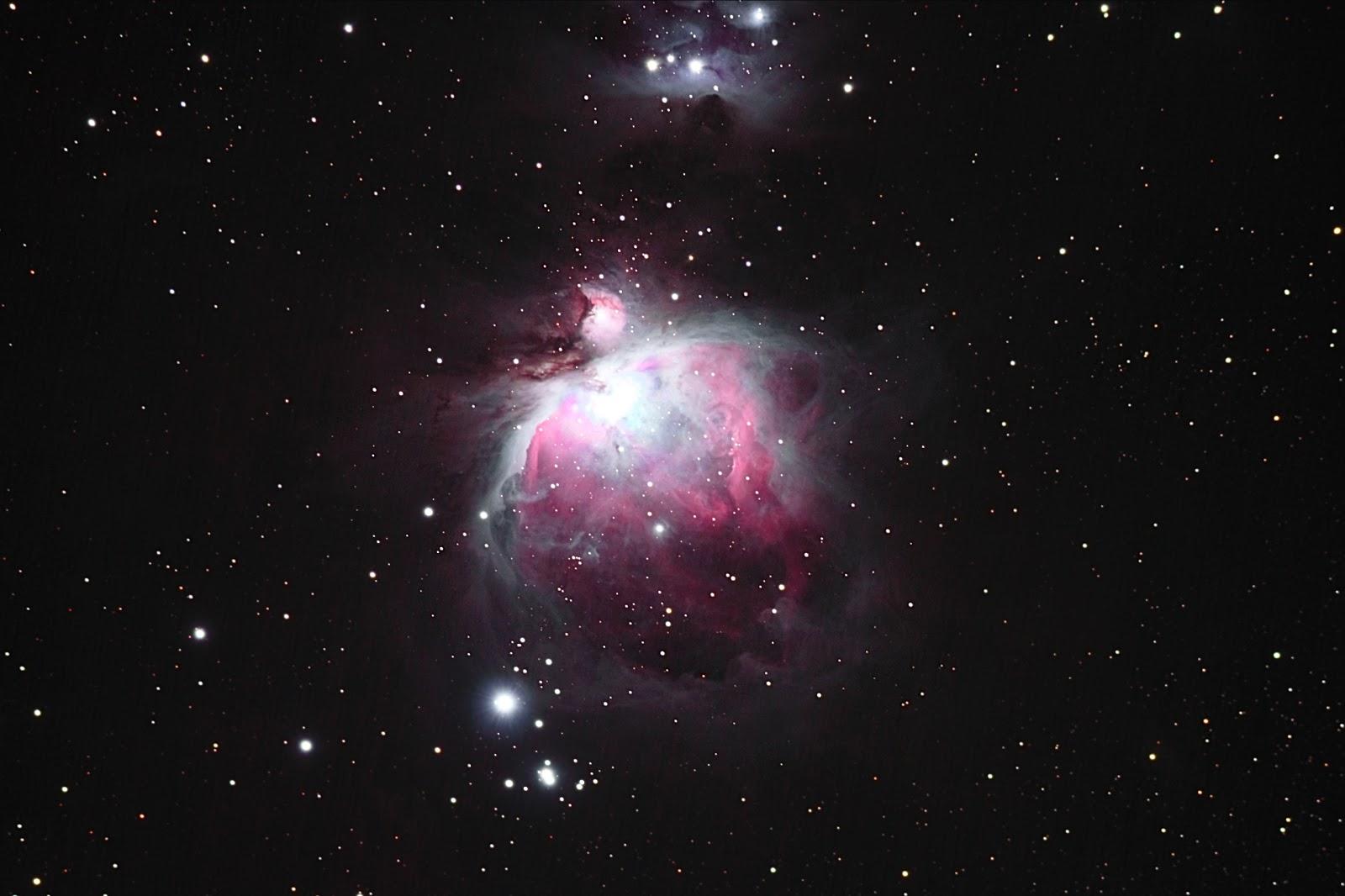 orion nebula and human brain-#33
