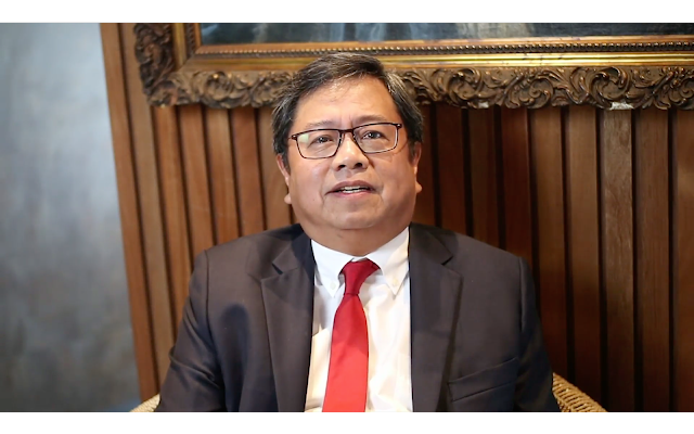 BPI President and CEO Cezar P. Consing reaffirms BPI's commitment to the values of trust, stability, and nation-building to deliver purposeful banking that benefits all Filipinos.