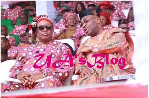 Governor Udom Emmanuel will never be Akpabio's stooge, servant or ward (opinion)