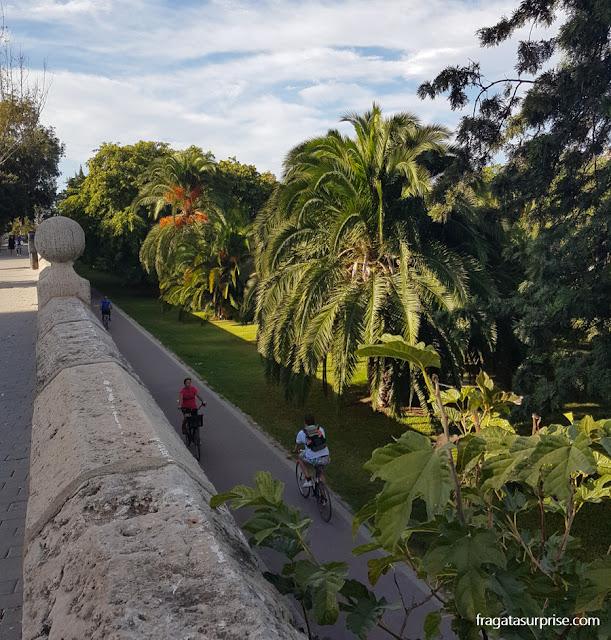 Jardim do Turia, Valência