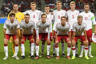 Sejarah Sepakbola di Denmark