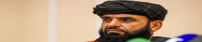 Statement On 'Rights of Muslims In Kashmir' Twisted: Taliban Spokesperson