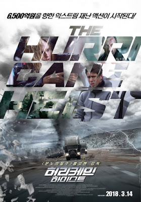 Hurricane Heist 2018 English 720p BRRip 950MB