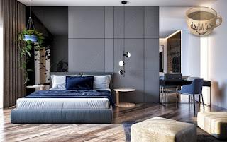 غرف نوم مودرن 2019 كاملة