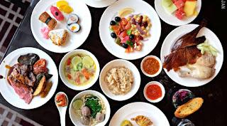 Asia Restaurant Ritz Carlton, jelajahi kuliner Asia