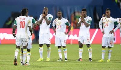 Live Streaming Jepang vs Senegal