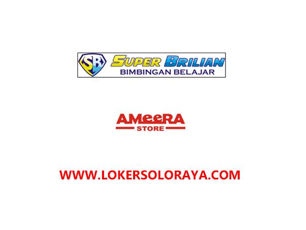 Loker Solo Raya Januari 2021 Di Ameera Group Portal Info Lowongan Kerja Terbaru Di Solo Raya Surakarta 2021
