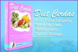 Diet Cerdas Alami Tanpa Olah Raga