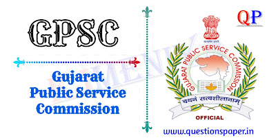 GPSC Police Inspector (Unarmed), Class-2 (Advt. No.: 112/201819) Main Exam Question Papers 2020 (08-02-2020 & 09-02-2020)