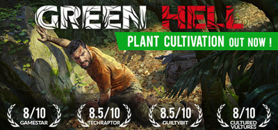 Green Hell v1.2-PLAZA
