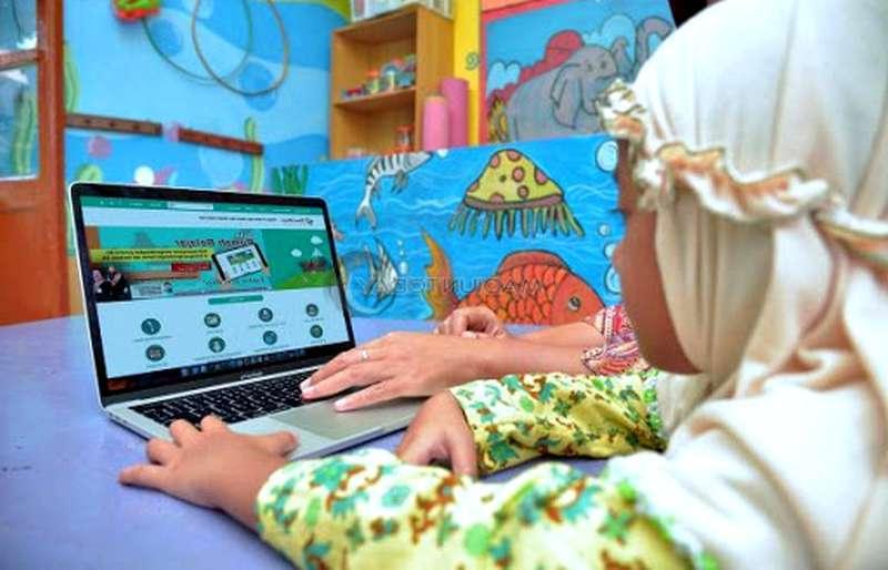 Aplikasi Belajar Online dari Rumah (metropolitan.id)