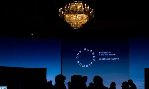 """باريس تستضيف يوم الإثنين المقبل قمة """"كوكب واحد"""" الرامية إلى إعادة الزخم للدبلوماسية الخضراء"""