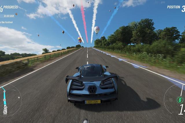 تحميل لعبة السيارات Forza Horizon 4 2020