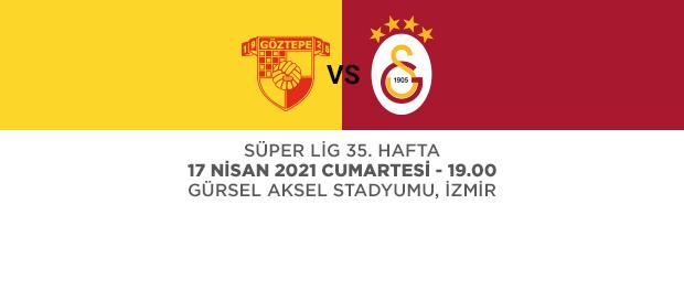 17 Nisan 2021 Cumartesi Göztepe Galatasaray Selçukspor Canlı maç izle - Jestyayın Justin tv Taraftarium24 Şifresiz canlı maç izle