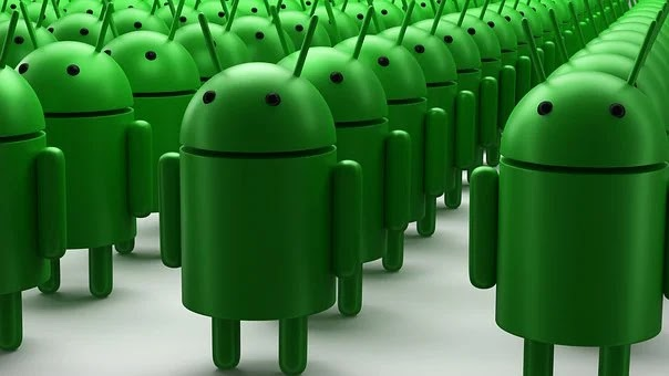 The power of the Android Operating System