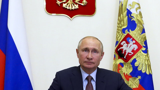 "Putin: ""No hay ninguna razón para decir que alguien liberó el virus a propósito"""