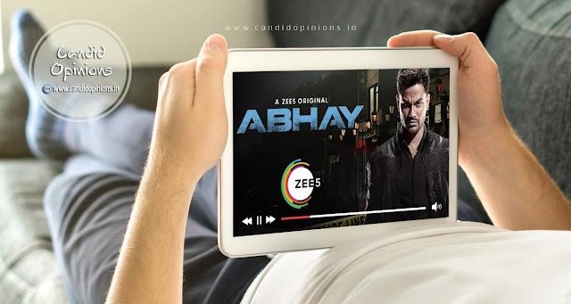 Abhay on ZEE5