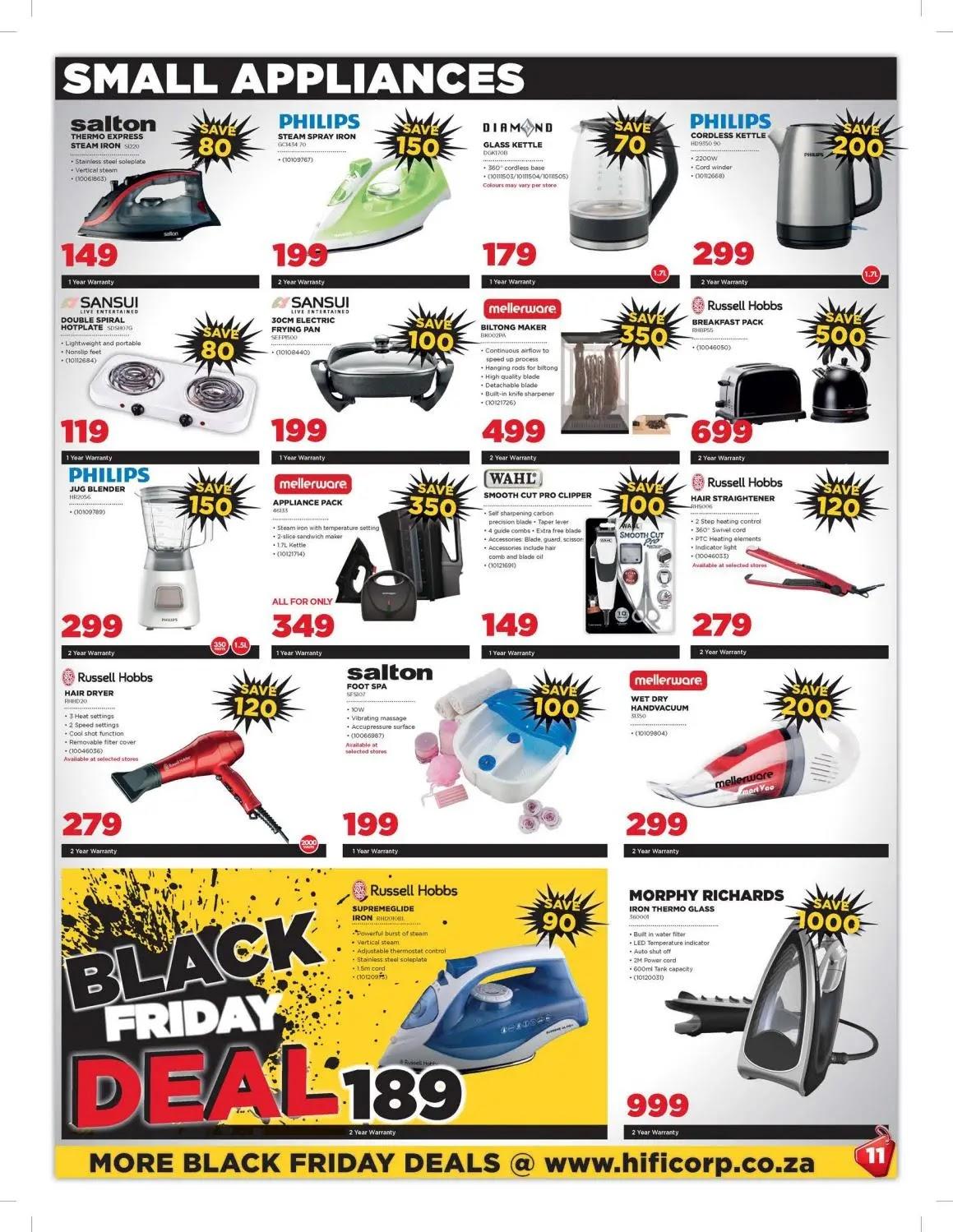 HiFi Corporation Black Friday Deals  Page 11