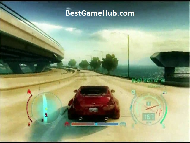 Need For Speed Undercover Compressed PC Game With Crack Download