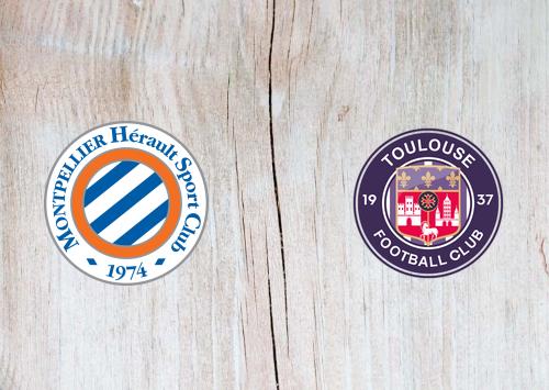 Montpellier vs Toulouse -Highlights 10 November 2019