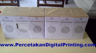 Contoh Desain NOTA BON Dari Percetakan Digital Printing Terdekat