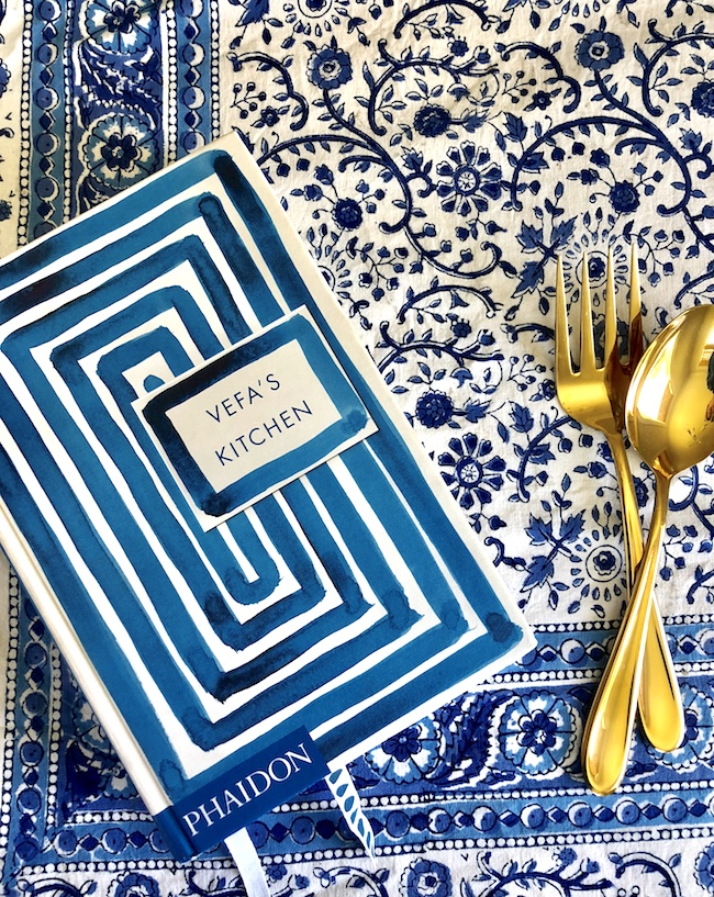 Vefa's Kitchen Greek Cookbook Phaidon