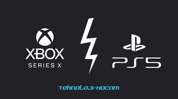 XBOX Series X mi PS5 mi ?