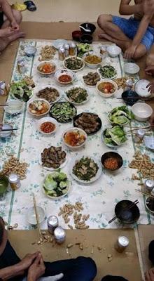 ベトナムの食卓