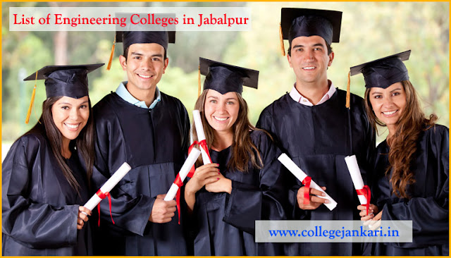 List of Engineering Colleges in Jabalpur