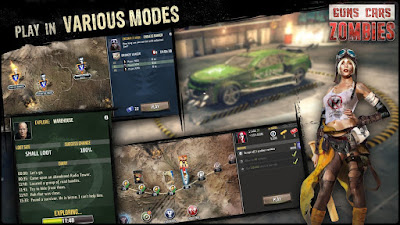 Guns, Cars, Zombies Apk Mod 4