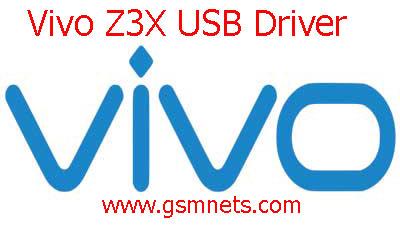 Vivo Z3X USB Driver Download