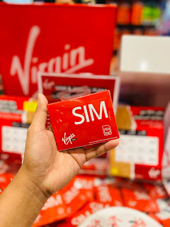 Activate eSim and move to a new device | Virgin Mobile UAE