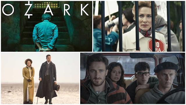 Reseñas 'Ozark', 'La Línea Invisible', 'Mrs. América' y 'Sanditon'