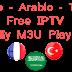 TF1 M6 France BeIN Sports Arabic Turkey TRT