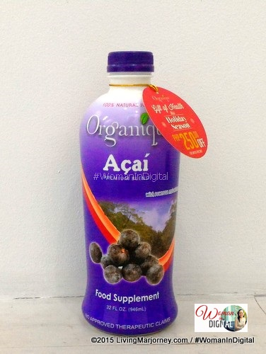 Discounted Organique Acai Premium Blend