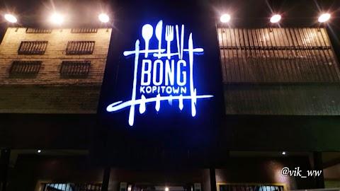 Cafe Penjara Bong Kopitown Sagan - Yogyakarta