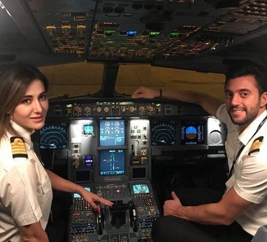 Gaji Seorang Pilot
