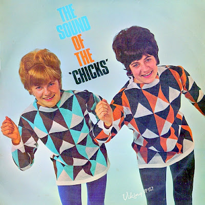 The Chicks - The Sound Of The 'Chicks' (1965 New Zealand)