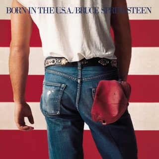 Bruce Springsteen - Born in the U.S.A. Music Album Reviews