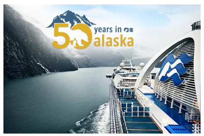 Princess Cruises wants to make dreams of sailing north come true for sixteen lucky winners who will cruise to Alaska if they win!