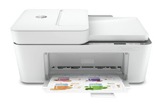 HP DeskJet Plus 4155 Driver Download, Review And Price