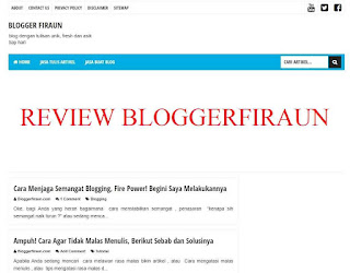 Review Bloggerfiraun