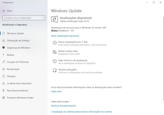 Instalando-Windows10v21H1-Recursos
