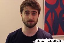 Daniel Radcliffe wins Celebrity Straight Ally Award at the British LGBT Awards