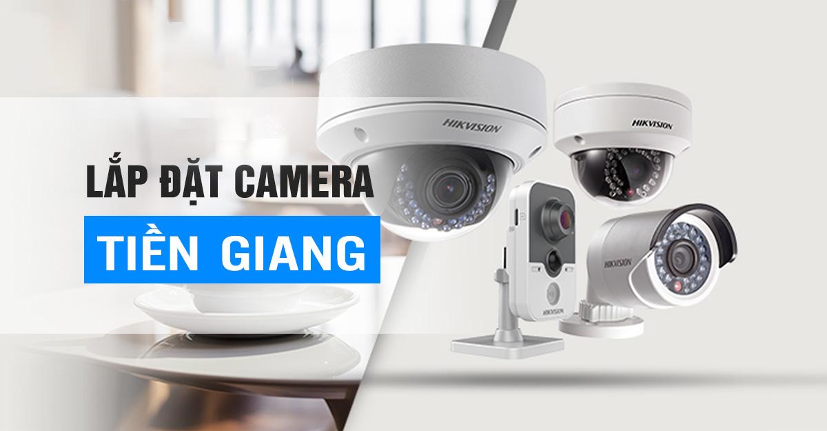 Lắp camera tại Tiền Giang