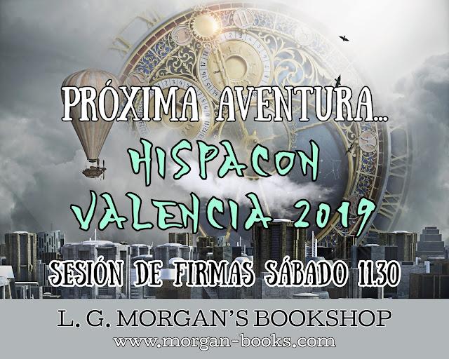 #HispaconValencia2019