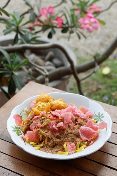 Ketupat Sayur Padang