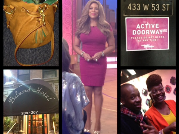 My NYC Trip to The Wendy Williams Show