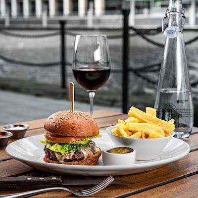 Hamburguesa de Goodman En Londres