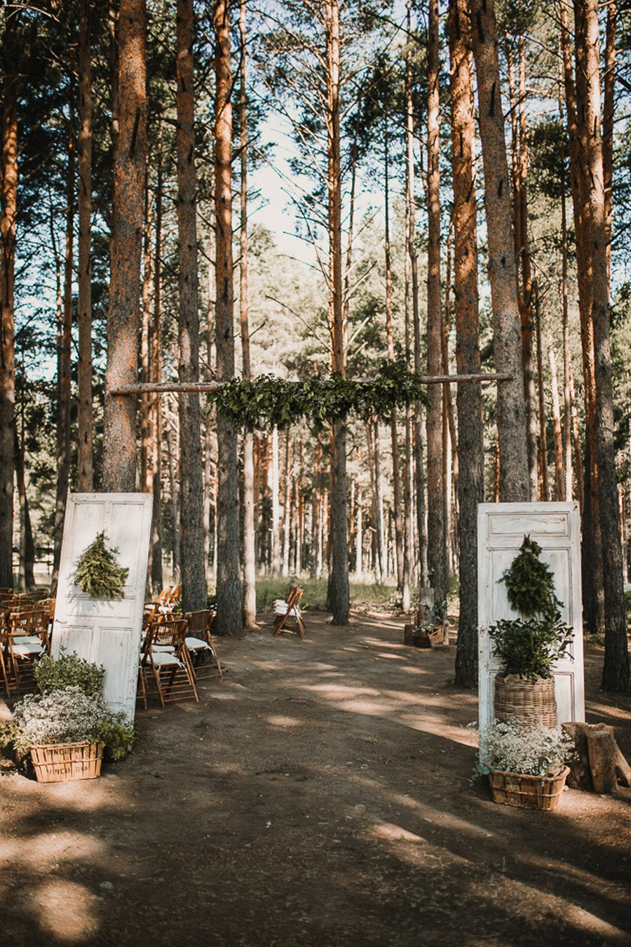 La magia de celebrar en el bosque_56